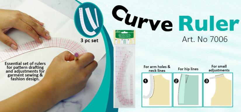 Curve Ruler Banner